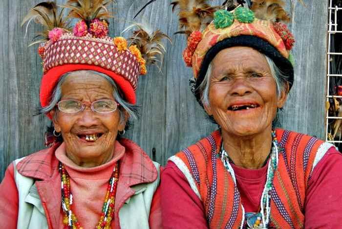 gente de Filipinas
