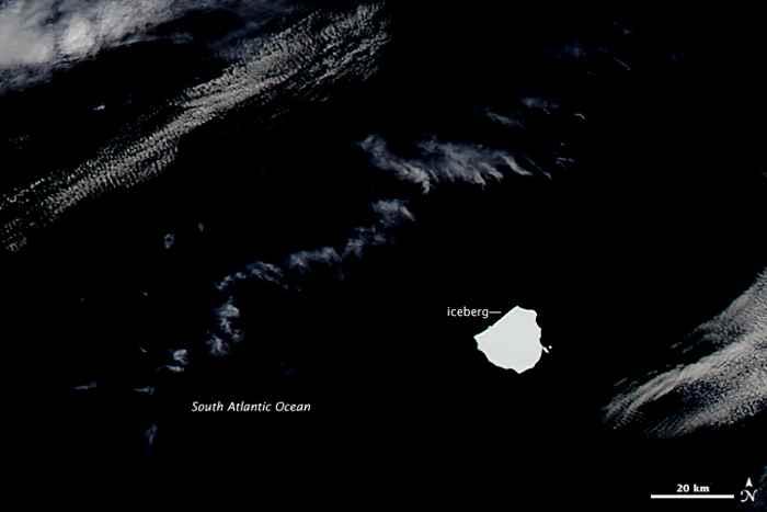 iceberg sin nombre