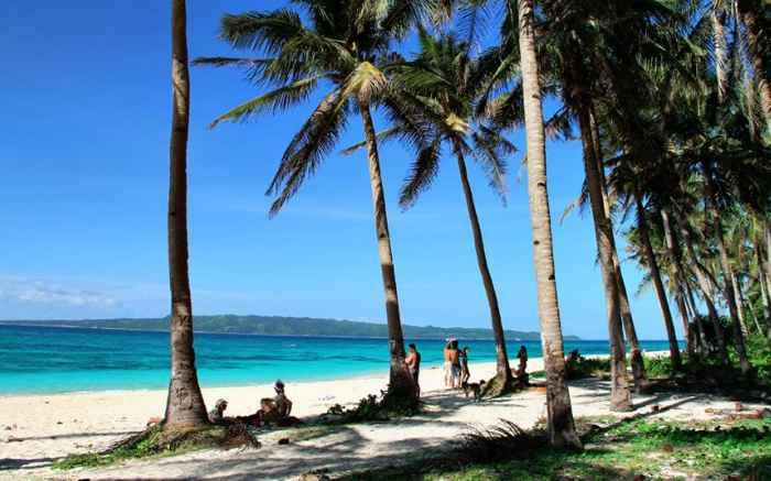 playa de Boracay,  Filipinas