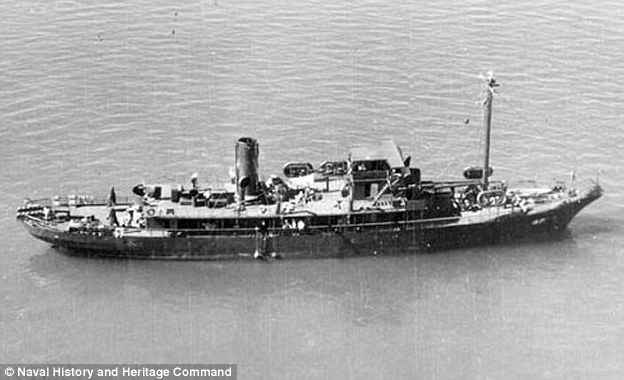 Dickenson / USS Kailua