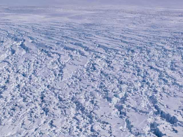 capa hielo Austfonna