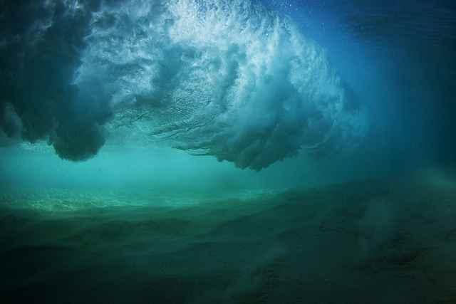 olas submarinas