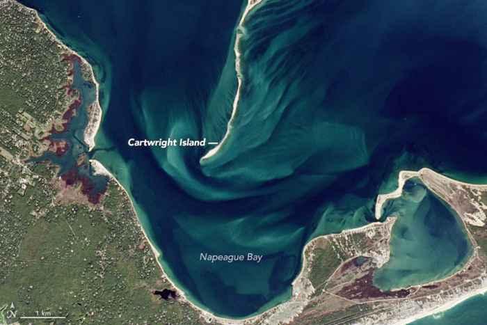 Cartwright Island