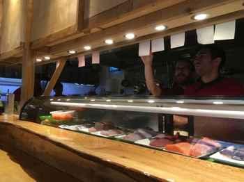 restaurante Umezushi de Manchester