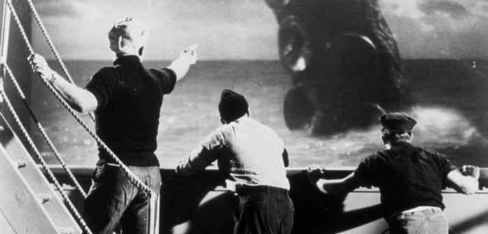 pulpo radiactivo gigante en It Came from Beneath the Sea