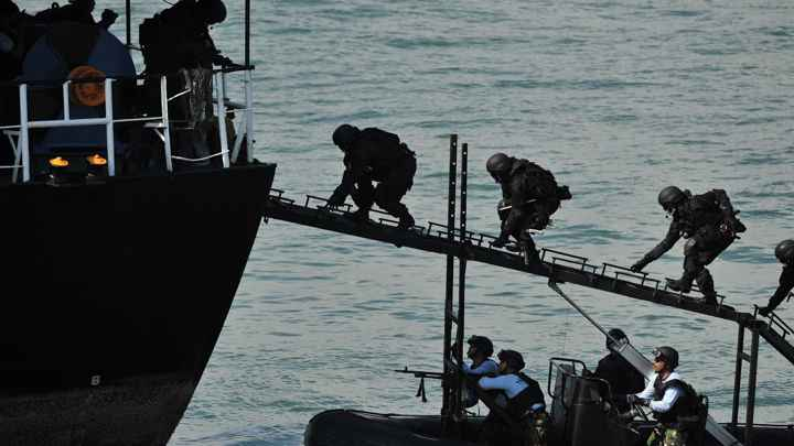seguridad maritima