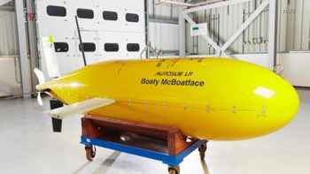 submarino Boaty McBoatface