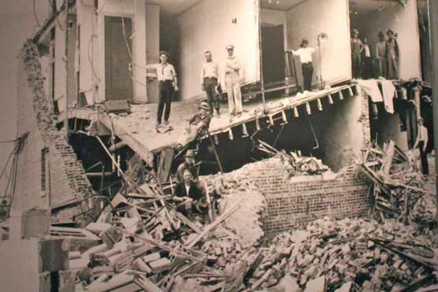 terremoto Santa Bárbara 1925