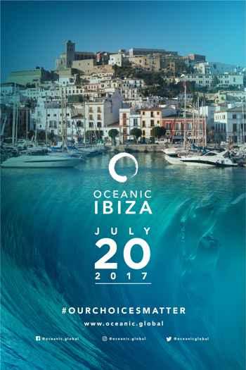 Oceanic, poster Ibiza