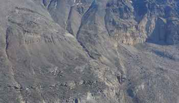 deslizamiento de tierra que provocó un tsunami en Groenlandia