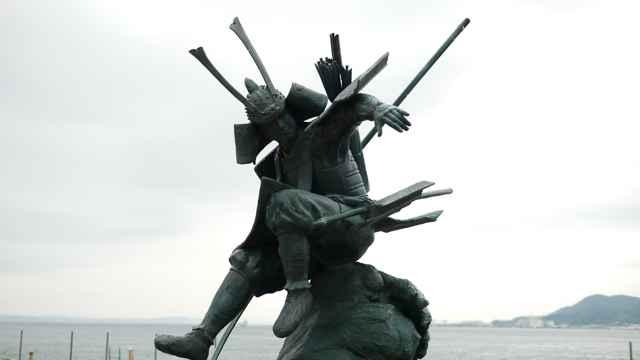 estatuas parque Mimosusogawa