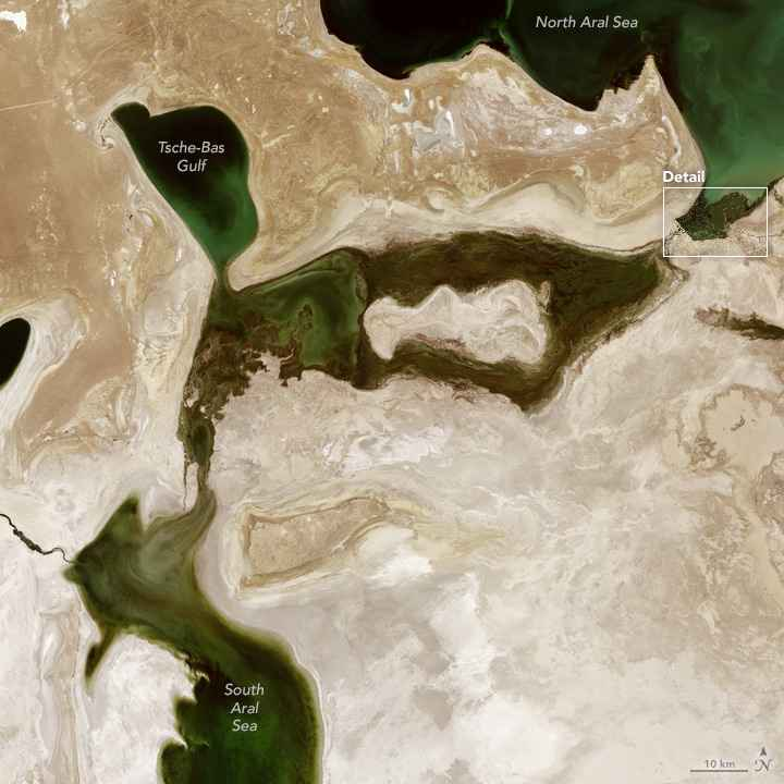 presa Kok Aral