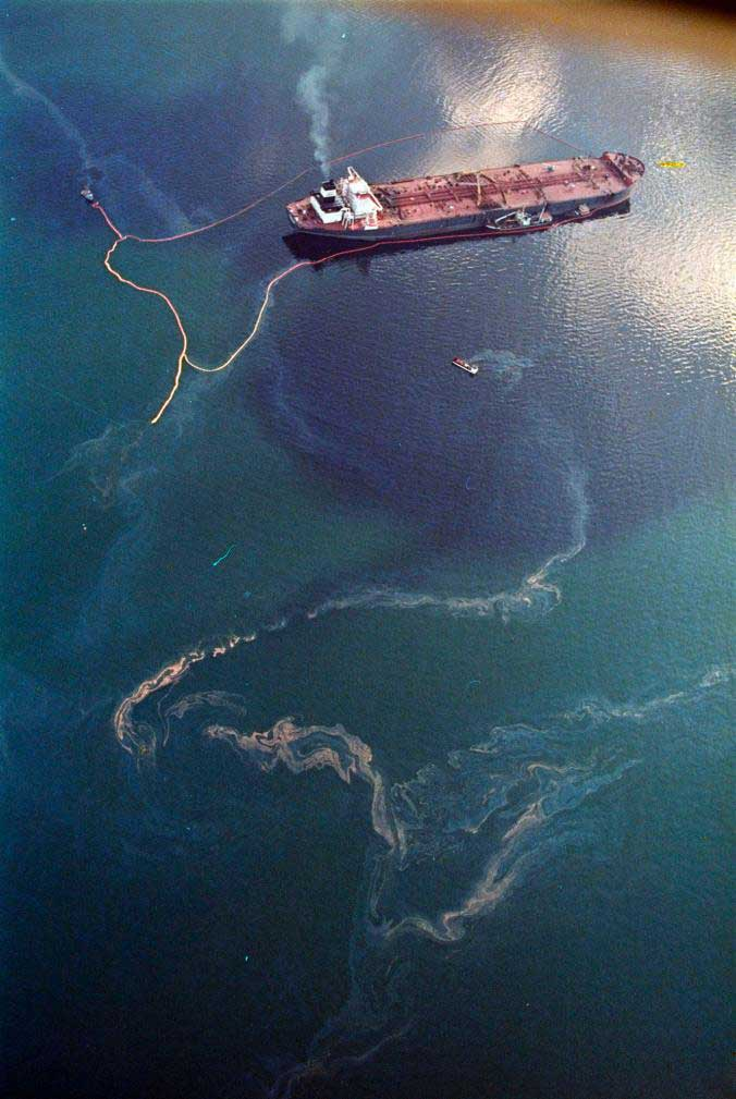 derrame de petróleo del Golfo de México en 2010
