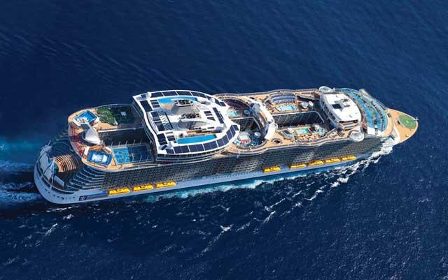 Harmony of the Seas de Royal Caribbean