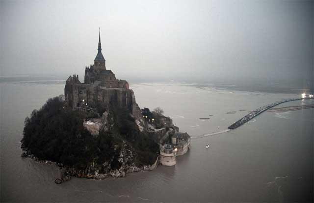 la marea del siglo, Mont Saint-Michel