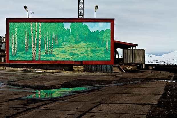 minería del carbón rusa