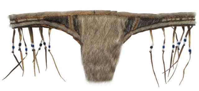 tanga (naatsit) de Groenlandia del siglo XIX
