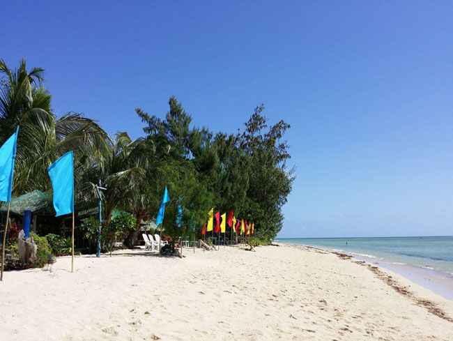 playas tranquilas en Filipinas