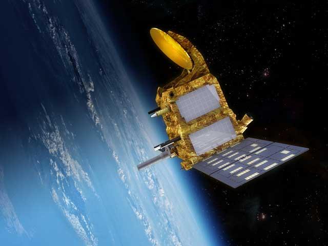 satélite Saral