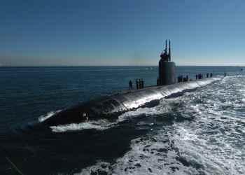 submarino USS Topeka