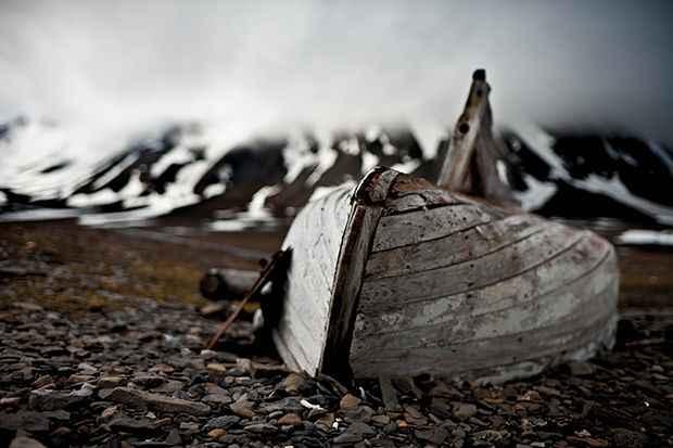 viejo barco ballenero