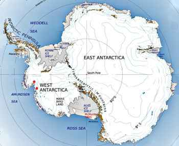 Antártida Oriental