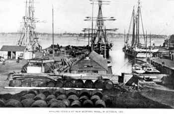barcos balleneros de principios del siglo XX