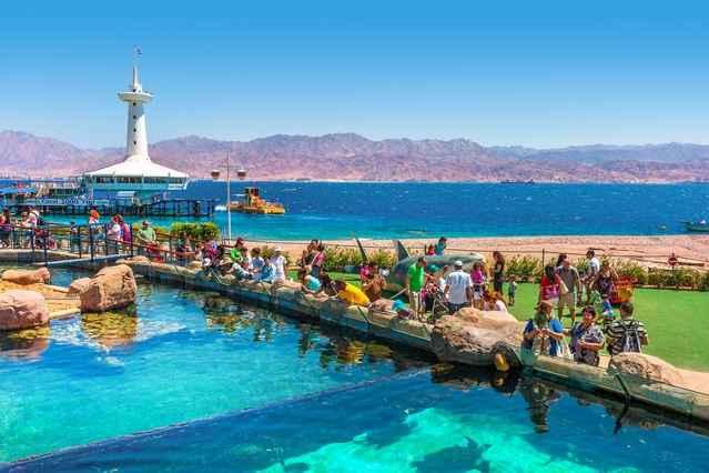hotel submarino en Eilat, Israel