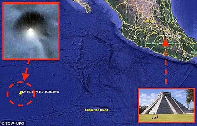 situación pirámide en el Atlántico