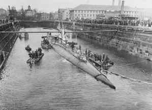 submarino USS S-4