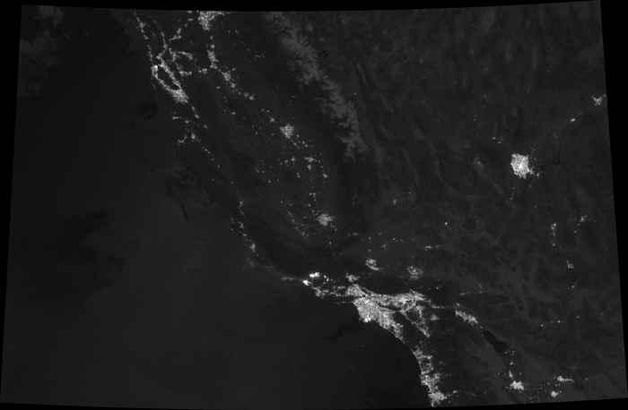 incendios en el sur de California
