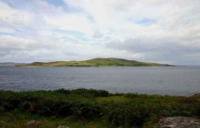 Gruinard island hoy