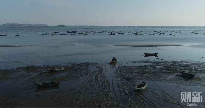 botes para los haimenzi