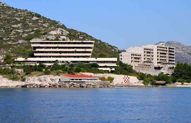 hoteles en Kupari, Croacia