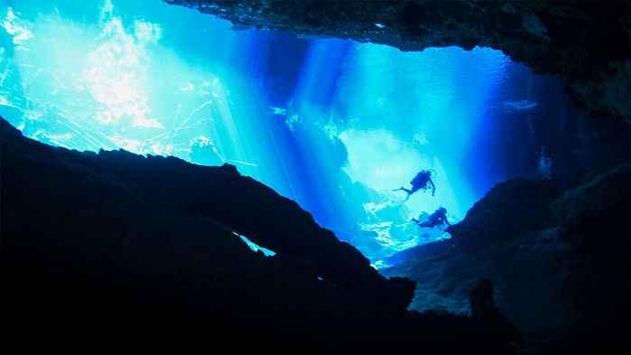 sonido subacuático
