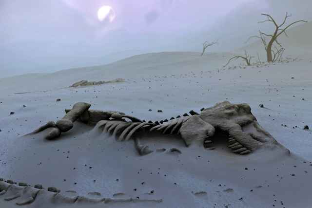 extinción masiva del Cretácico-Paleógeno