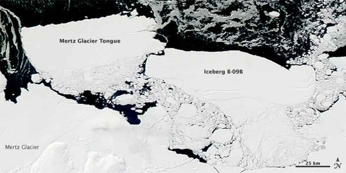 iceberg B9B