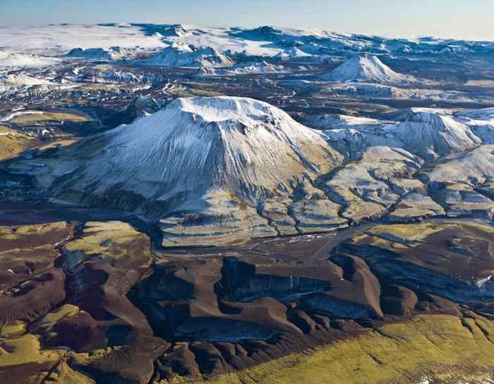 volcán Katla, Islandia