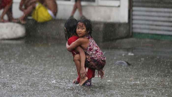 inundaciones por el cambio climático