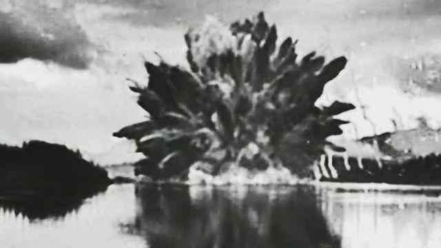 Explosión de Ripple Rock
