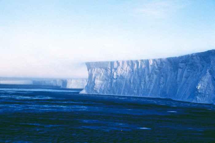 glaciar Mertz