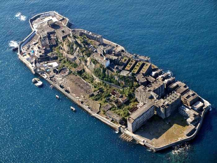 Battleship Island, la Isla Acorazado