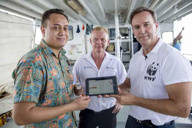 Blockchain en Fiji