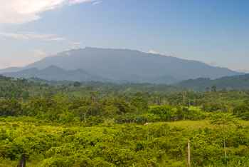 Monte Mantalingahan, Filipinas
