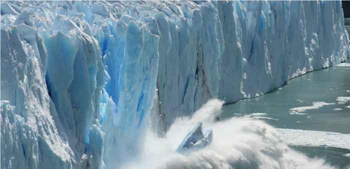 colapso del glaciar Thwaites