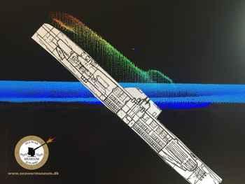 naufragio del submarino U-3523