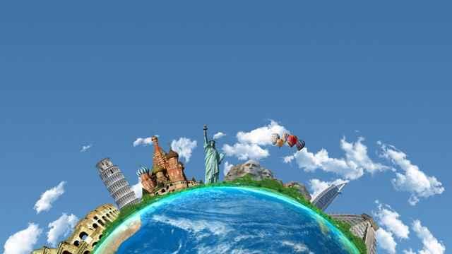 turismo global y emisiones de gases
