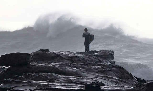 aguas turbulentas