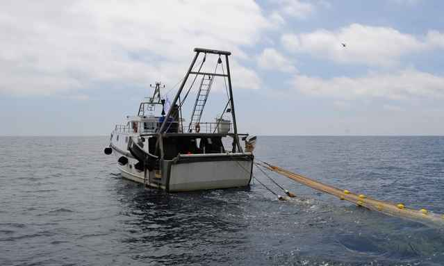 barco de pesca pirata
