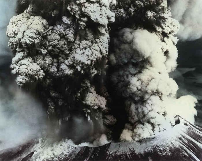 erupción magmática